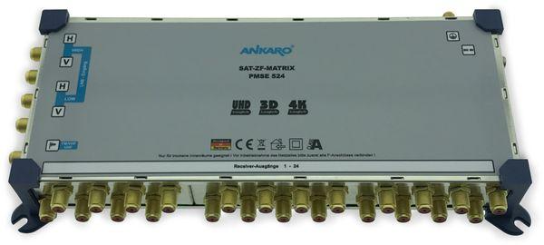 SAT-Multischalter ANKARO PMSE524, 5/24 - Produktbild 3