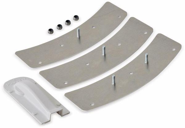 Dachbefestigung für MAXVIEW VU Qube Auto II - Produktbild 2