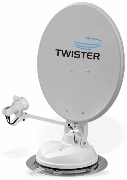 Campingantenne MAXVIEW Twister, 65 cm, Twin - Produktbild 1