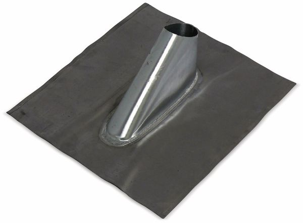 Blei-Dachdurchführung, 400x370 mm