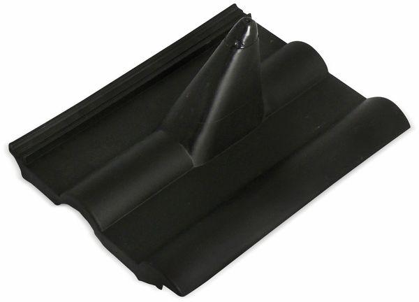 Dachdurchführung Frankfurter Pfanne, schwarz