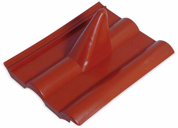Dachdurchführung Frankfurter Pfanne, rot