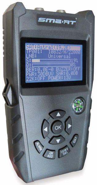 Sat-Messgerät SMART SFD11, Signalton, Kompass, DVB-S2 - Produktbild 3