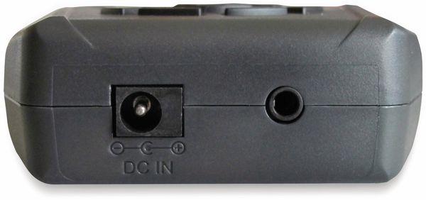 Sat-Messgerät SMART SFD11, Signalton, Kompass, DVB-S2 - Produktbild 4