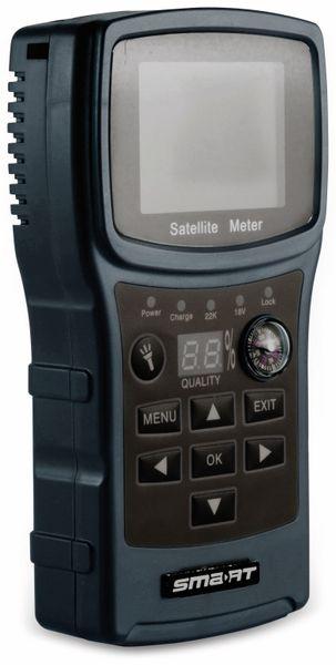 Sat-Messgerät SMARTMETER ES1, Signalton, Kompass, DVB-S2 - Produktbild 2