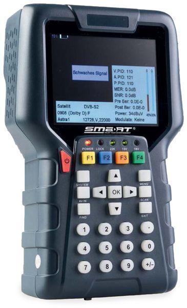 Antennenmessgerät SMARTMETER S30, DVB-S/S2/T2/C - Produktbild 1