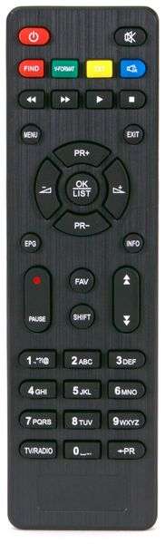 DVB-C HDTV-Receiver ANKARO DCR 3000 - Produktbild 4