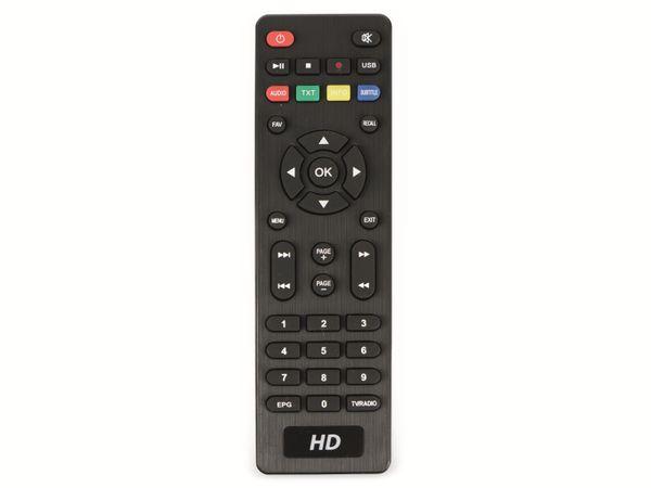 DVB-C HDTV-Receiver OPTICUM AX C100s HD, silber - Produktbild 4