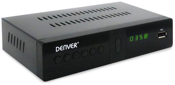 DVB-S HDTV Receiver DENVER DVBS-205HD