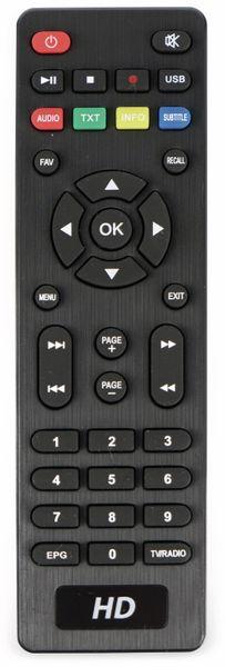 DVB-C HDTV-Receiver RED OPTICUM AX C100s HD, silber, PVR - Produktbild 4