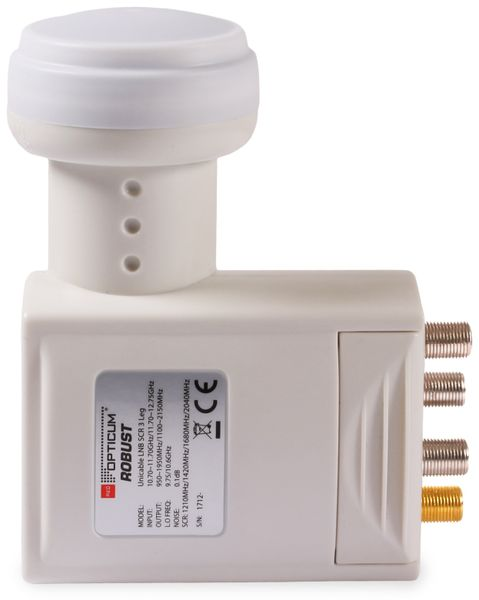 SCR-LNB RED OPTICUM Unicable Legacy 3 - Produktbild 3