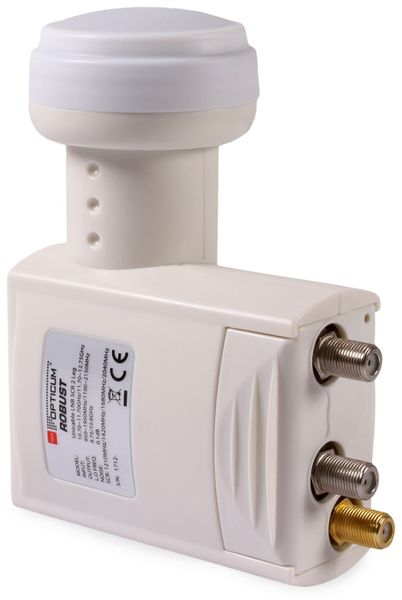 SCR-LNB RED OPTICUM Unicable 2 Legacy 2