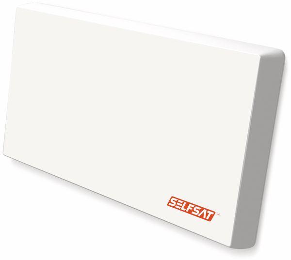Sat-Antenne SELFSAT H22D4, Quad