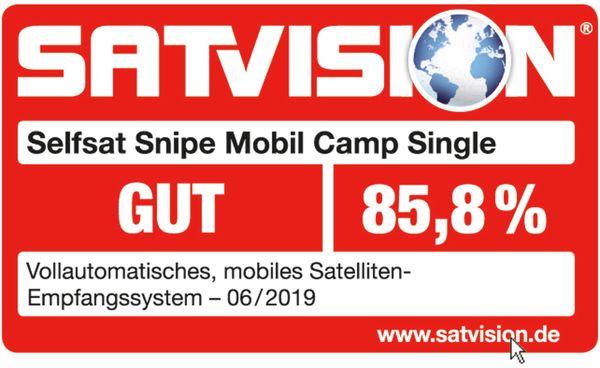 Campingantenne SELFSAT Snipe Mobil Camp, Single - Produktbild 8