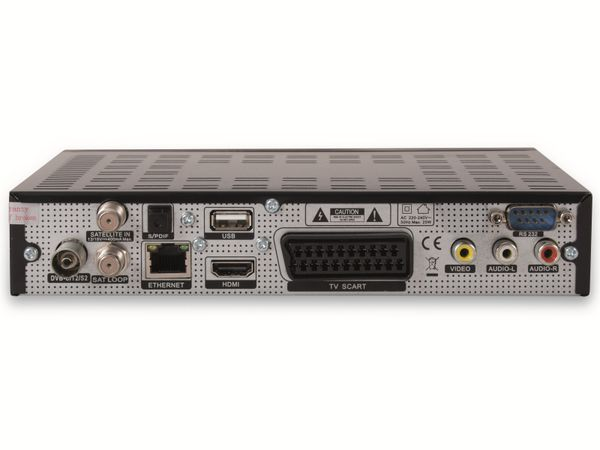 DVB-S/C/T2 HDTV-Receiver OPTICUM Sloth Combo Plus, PVR - Produktbild 3