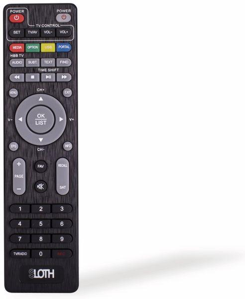 DVB-S/C/T2 HDTV-Receiver RED OPTICUM Sloth Combo Plus, PVR - Produktbild 4