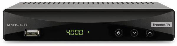 DVB-T2 HD-Receiver TELESTAR Imperial T2 IR, Irdeto, B-Ware