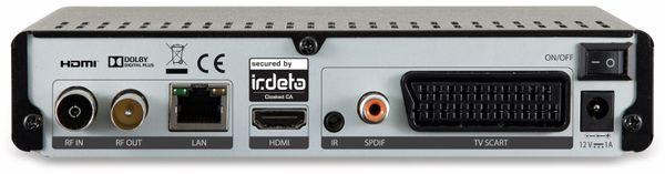 DVB-T2 HD-Receiver TELESTAR Imperial T2 IR, Irdeto, B-Ware - Produktbild 2