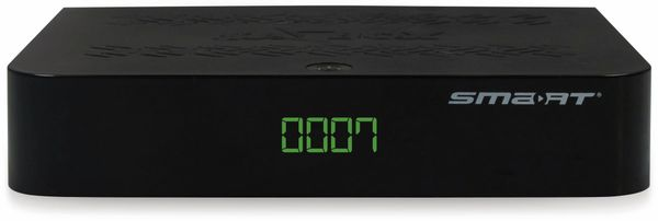 DVB-S HDTV Twin-Receiver SMART CX07