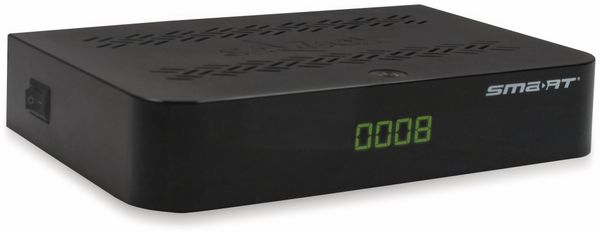 DVB-S HDTV Twin-Receiver SMART CX07 - Produktbild 2