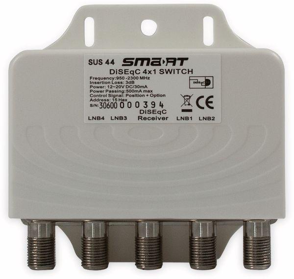 DiSEqC-Schalter SMART SUS44, 4/1