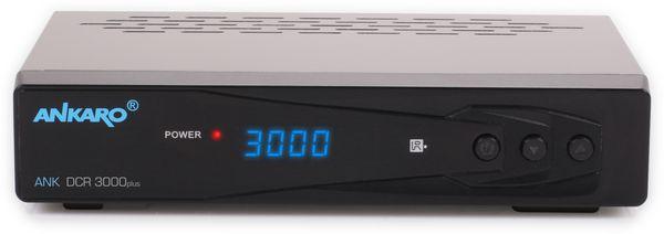 DVB-C HDTV-Receiver ANKARO DCR 3000plus PVR
