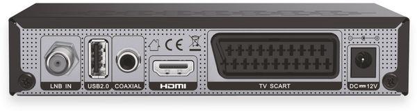 DVB-S HDTV-Receiver ANKARO DSR 2100/PVR - Produktbild 2