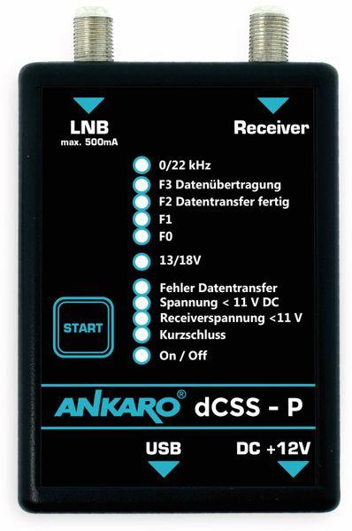 SAT-Multischalter ANKARO dCSS 5x2 - Produktbild 6