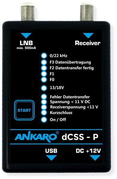 SAT-Multischalter ANKARO dCSS 5x2 - Produktbild 7