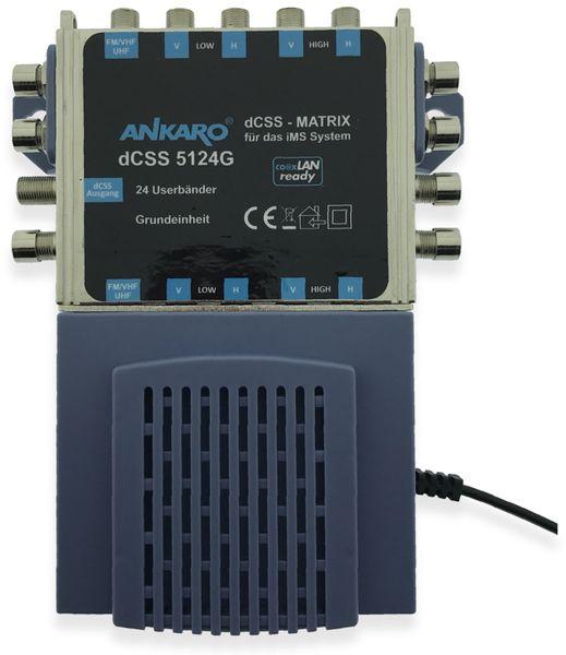 SAT-Multischalter ANKARO dCSS 5124G