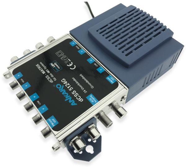 SAT-Multischalter ANKARO dCSS 5124G - Produktbild 2