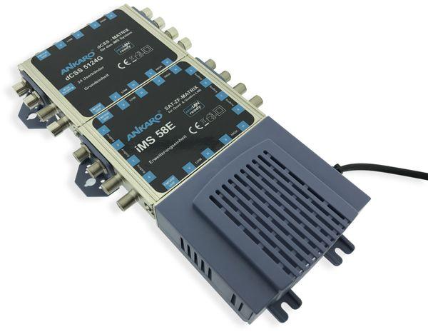 SAT-Multischalter ANKARO dCSS 5124G - Produktbild 4