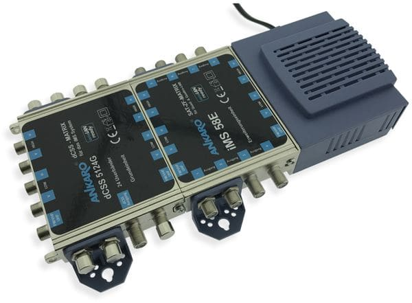 SAT-Multischalter ANKARO dCSS 5124G - Produktbild 5