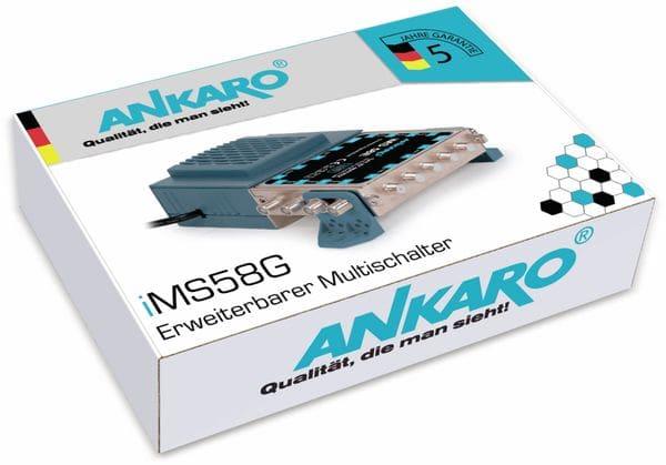 SAT-Multischalter ANKARO iMS 58G - Produktbild 6