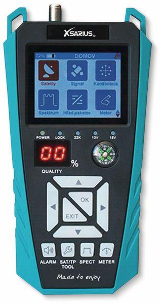 Sat-Messgerät XSARIUS HD Easy Pro Ultra