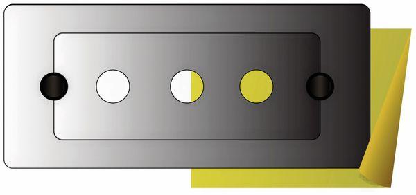 DVB-S2 HDTV Receiver RED OPTICUM AX 300 mini V3 - Produktbild 3