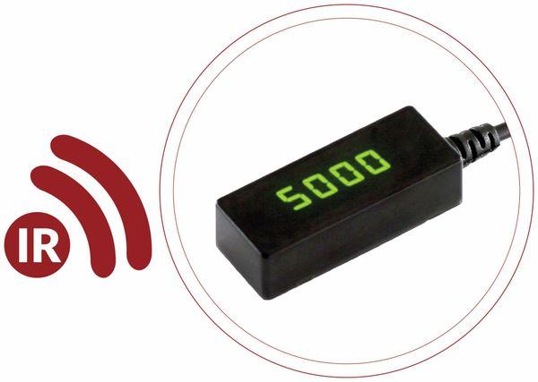 DVB-S2 HDTV Receiver RED OPTICUM AX 300 mini V3 - Produktbild 4