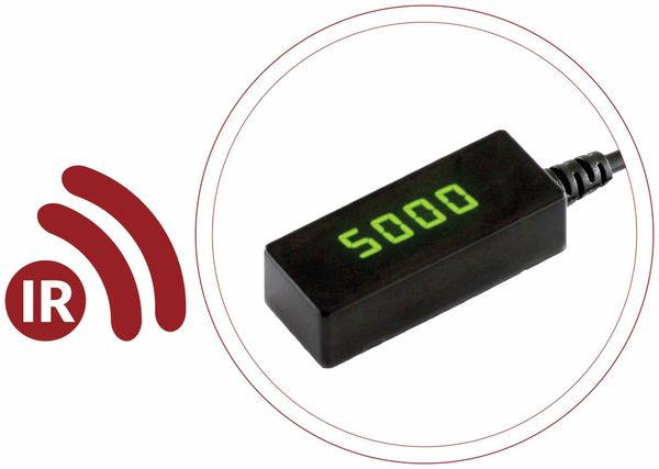 DVB-S2 HDTV Receiver RED OPTICUM AX 300 mini V3 mit PVR - Produktbild 4