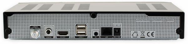 DVB-S2 HDTV-Receiver RED OPTICUM, 4K, AX ATOM - Produktbild 5