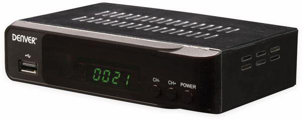 DVB-S2 HDTV Receiver DENVER DVBS-206HD - Produktbild 3