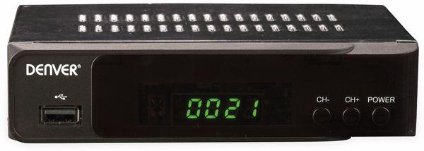 DVB-S2 HDTV Receiver DENVER DVBS-206HD - Produktbild 4
