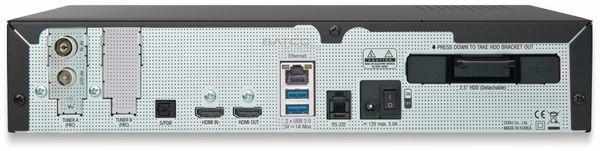 DVB-C Twin-Receiver VU+ Duo 4K SE BT, UHD, Linux - Produktbild 2