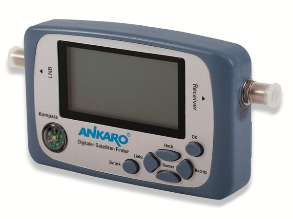 SAT-Finder ANKARO DSF150 - Produktbild 2