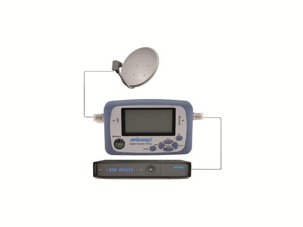 SAT-Finder ANKARO DSF150 - Produktbild 5