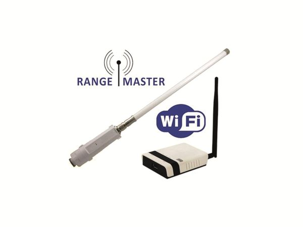 WiFi-Antenne und Router FALCON RM-WKR, Long Range - Produktbild 11