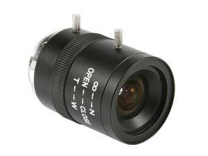 Objektiv, 3,5...8 mm