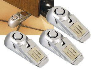 Türstopper mit Alarmfunktion 3er-Set