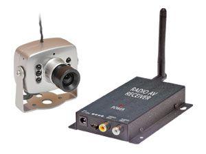 Funk-Farb-Kameraset FKS1 - Produktbild 1