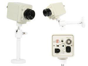 S/W-Überwachungskamera 206