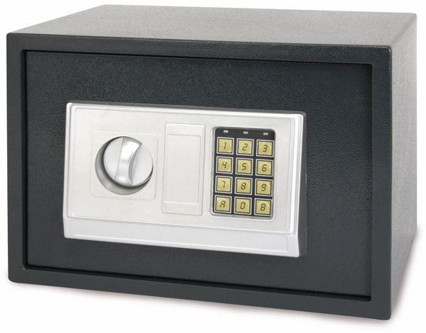 Tresor mit Digitalschloss, 340x220x230 mm
